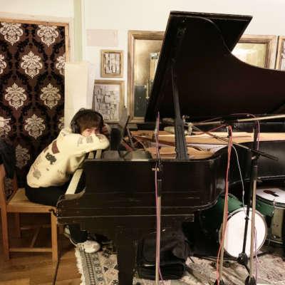 In The Studio with… Matt Maltese