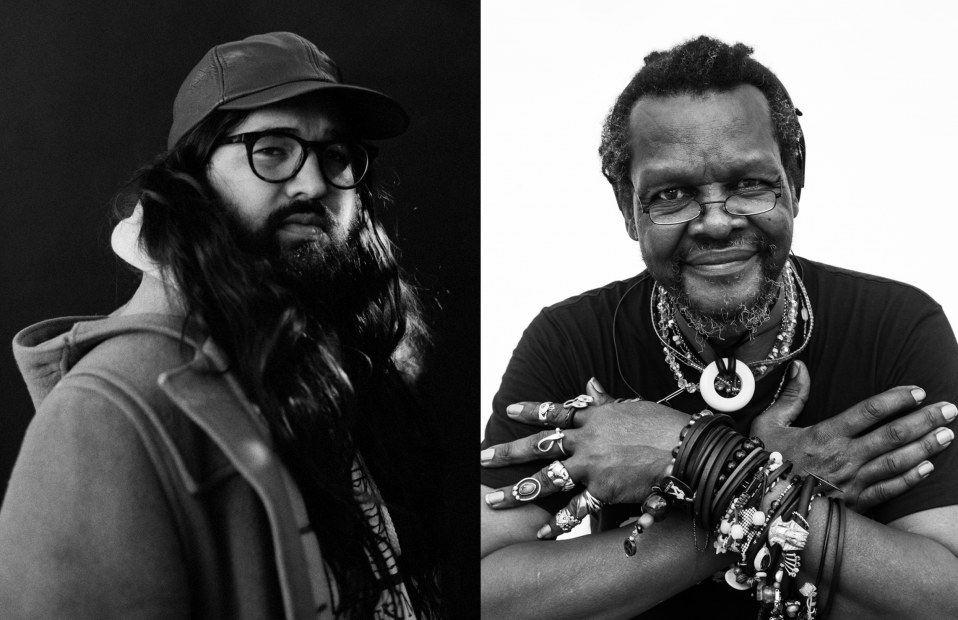 Matthew E. White and Lonnie Holley share new track 'I'm Not Tripping/Composition 8'