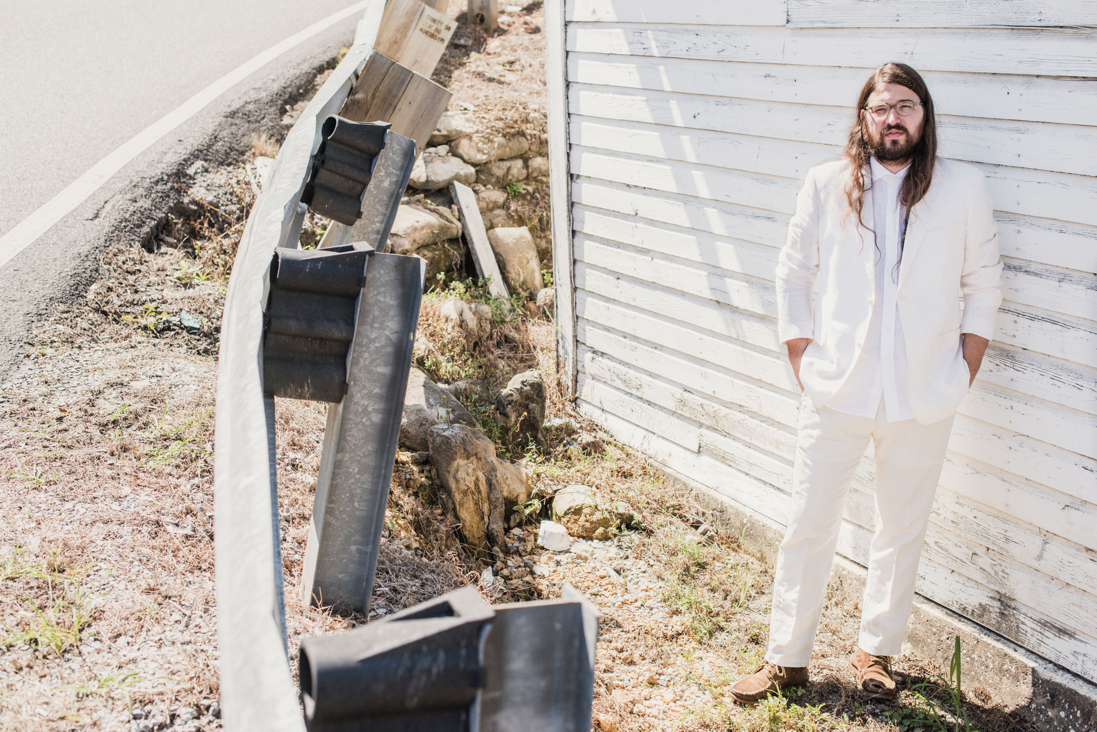 """Matthew E. White: """"There's a lot of personal stuff on the record, and there's some true stories"""""""
