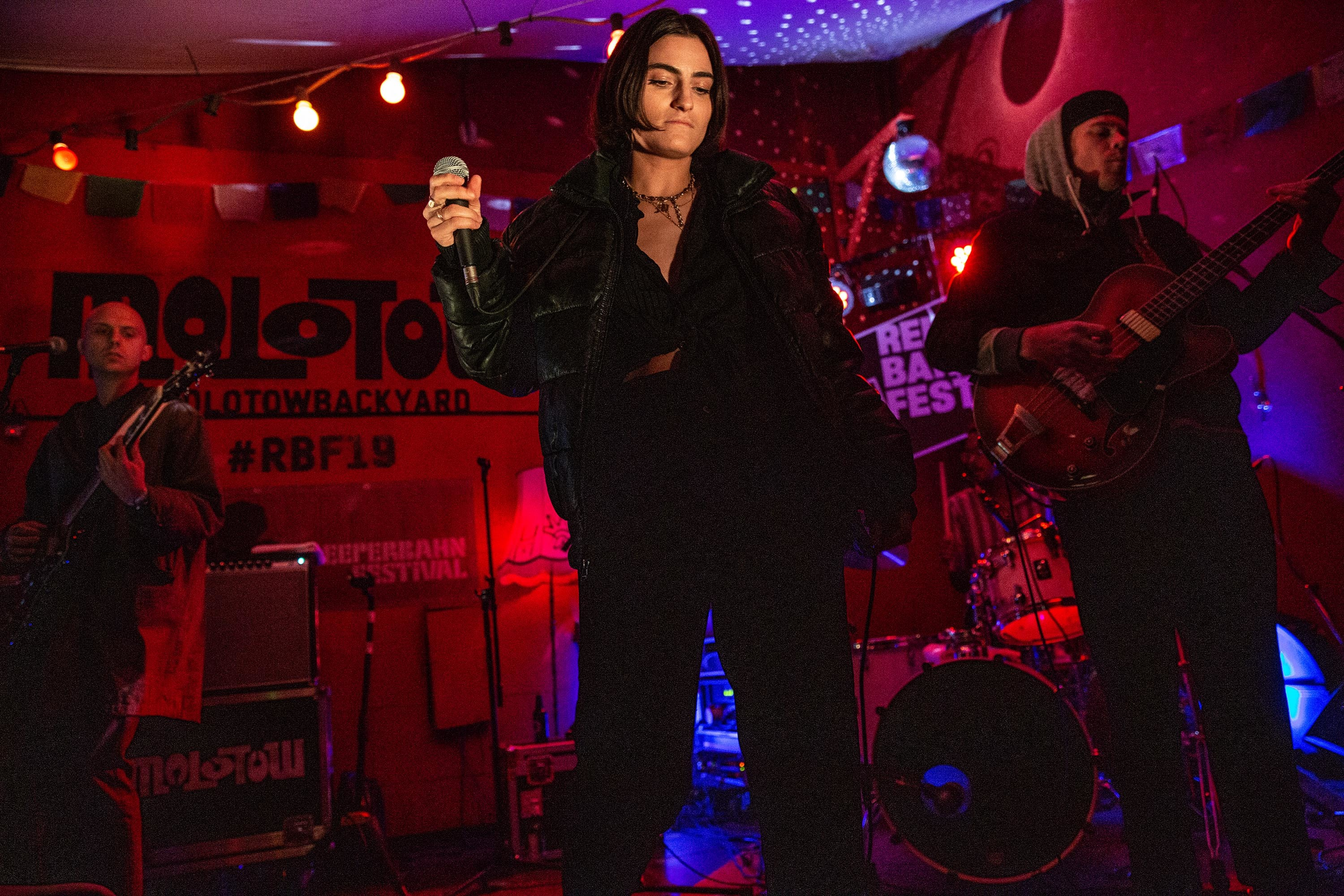 Newcomers Do Nothing live up to the hype (and then some) on Day One of Reeperbahn 2019