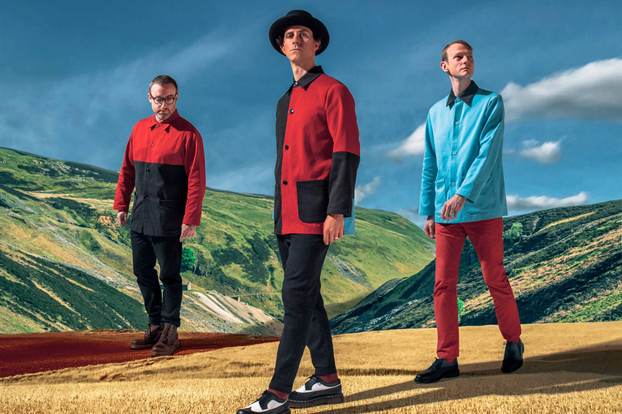 Maxïmo Park: The Natural World
