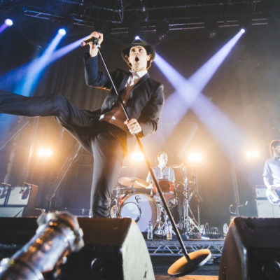 Maximo Park, The Roundhouse, London