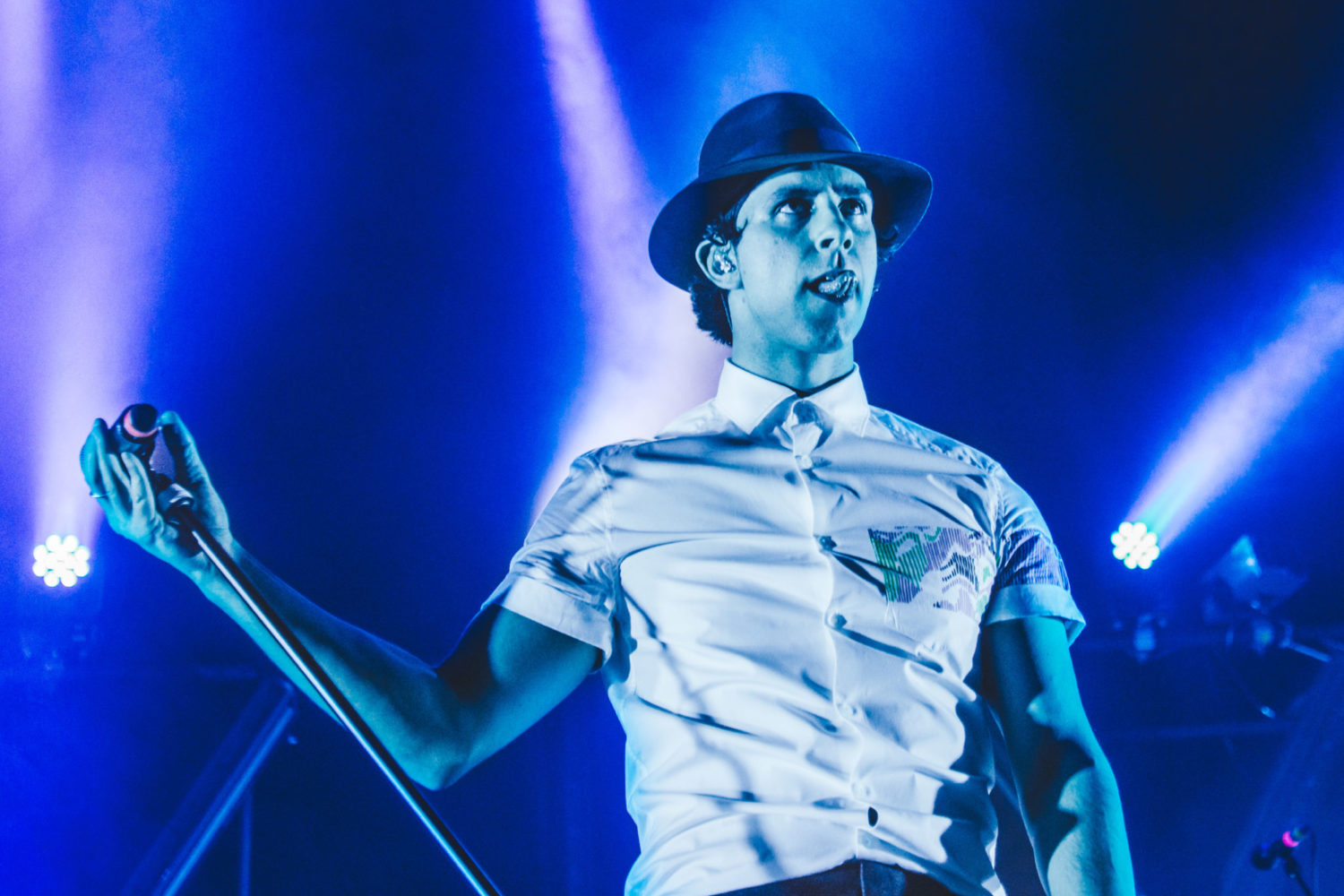 Maximo Park announced for Live at Leeds 'finale'