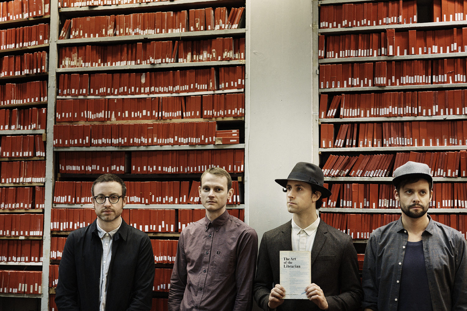 Maximo Park announce 10th anniversary shows for 'A Certain Trigger'