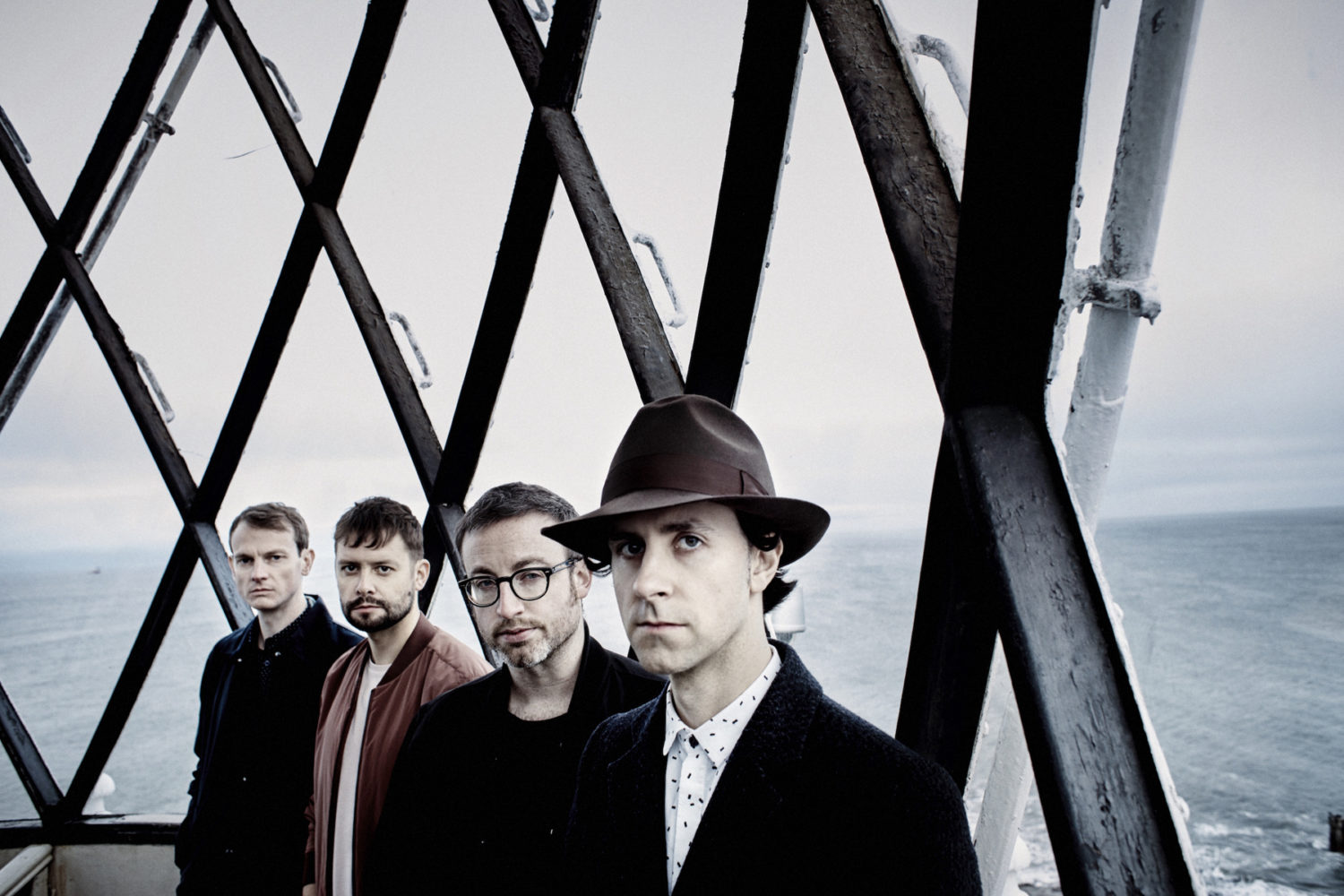 Maximo Park have shared an alternative video for 'Risk To Exist'