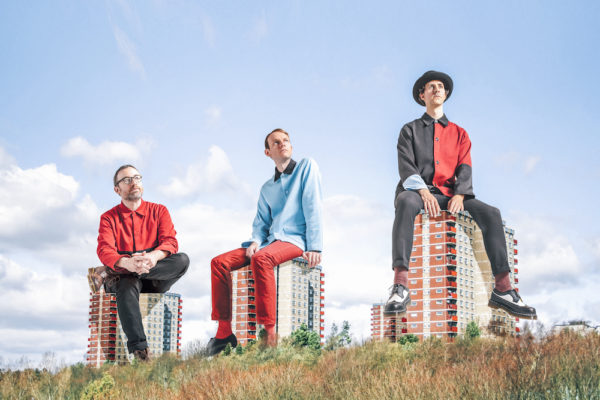 Maxïmo Park release 'By The Riverside' live EP