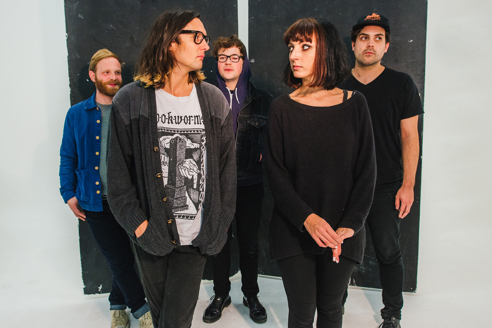 """Menace Beach: """"It's definitely a positive record, but it came from a negative place"""""""