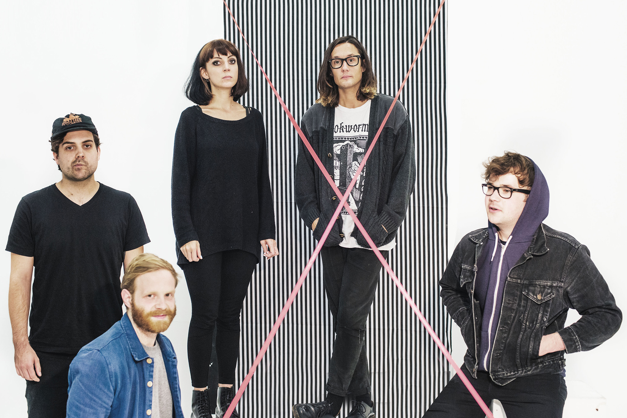 Don't call them a supergroup: Menace Beach