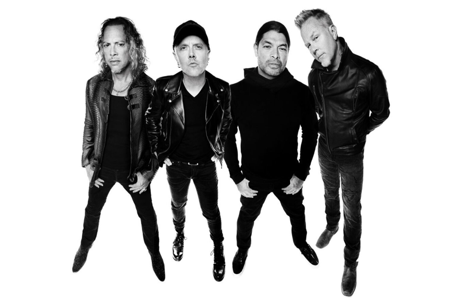 Metallica share apocalyptic new video for 'Spit Out The Bone'