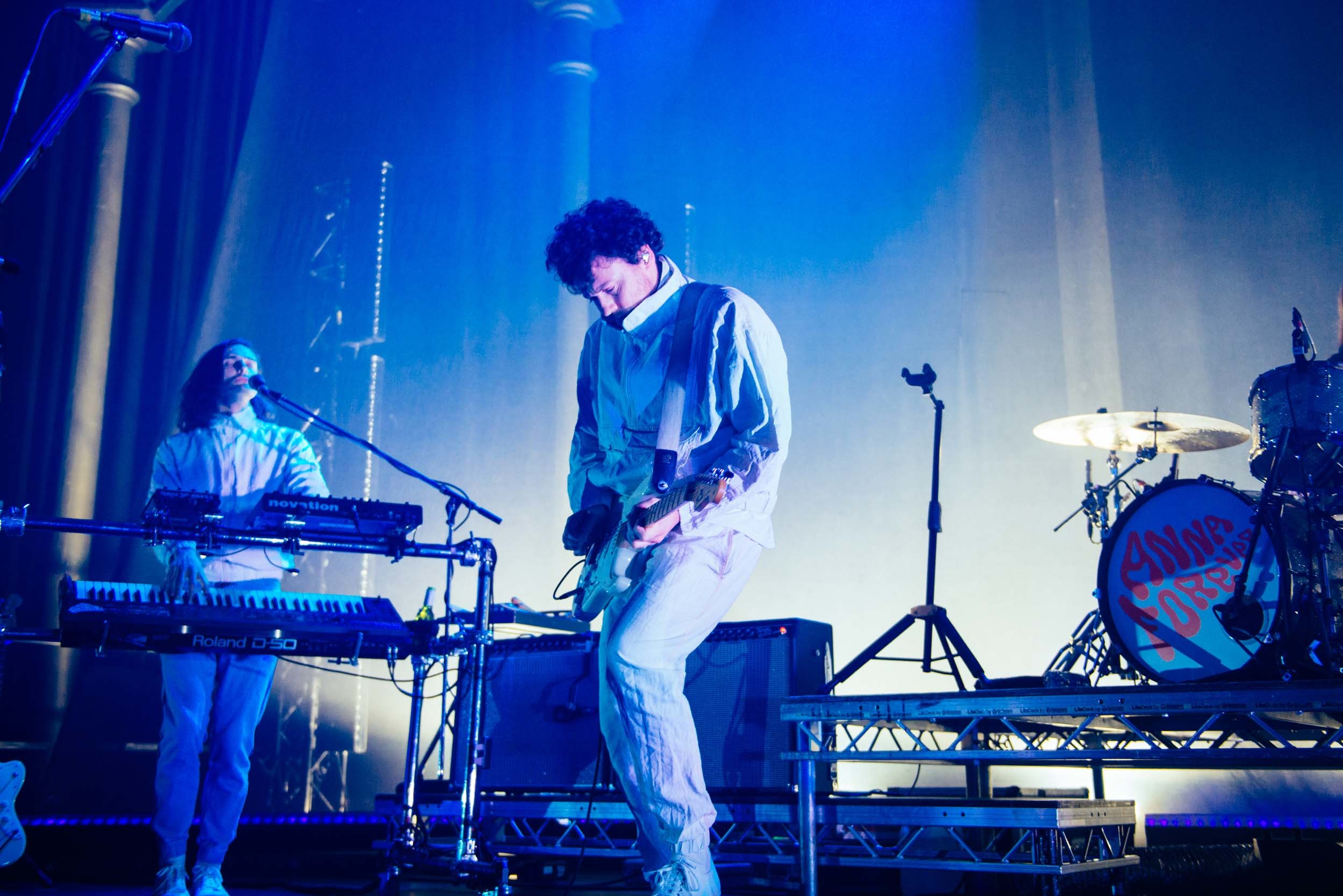 Metronomy, The Roundhouse, London