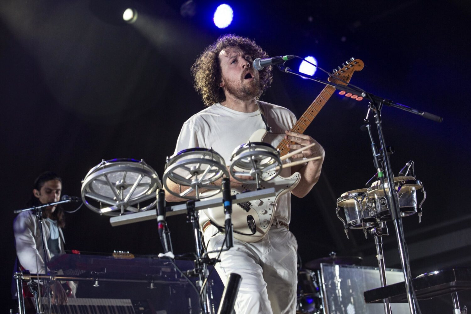 Metronomy, The Horrors, Pet Shop Boys and more lead the Saturday charge at Benicassim