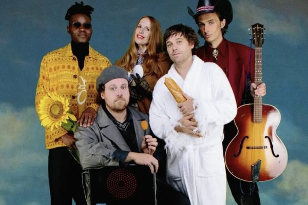 Metronomy are releasing a new song next week