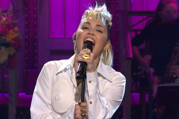 Miley Cyrus covers Dolly Parton's 'Light Of A Clear Blue Morning'