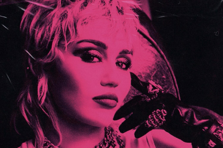Miley Cyrus announces new album 'Plastic Hearts'