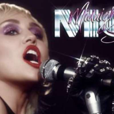 Miley Cyrus returns with 'Midnight Sky'