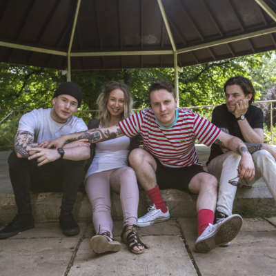 Milk Teeth rip it up in the video for 'Fight Skirt'