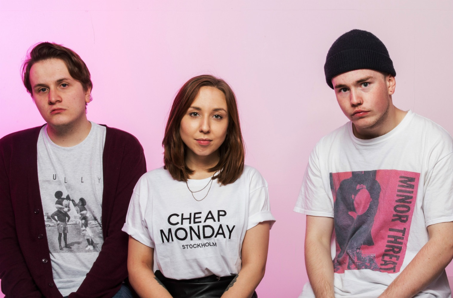 "Milk Teeth: ""You need to get out of your mum's basement and do some stuff"""