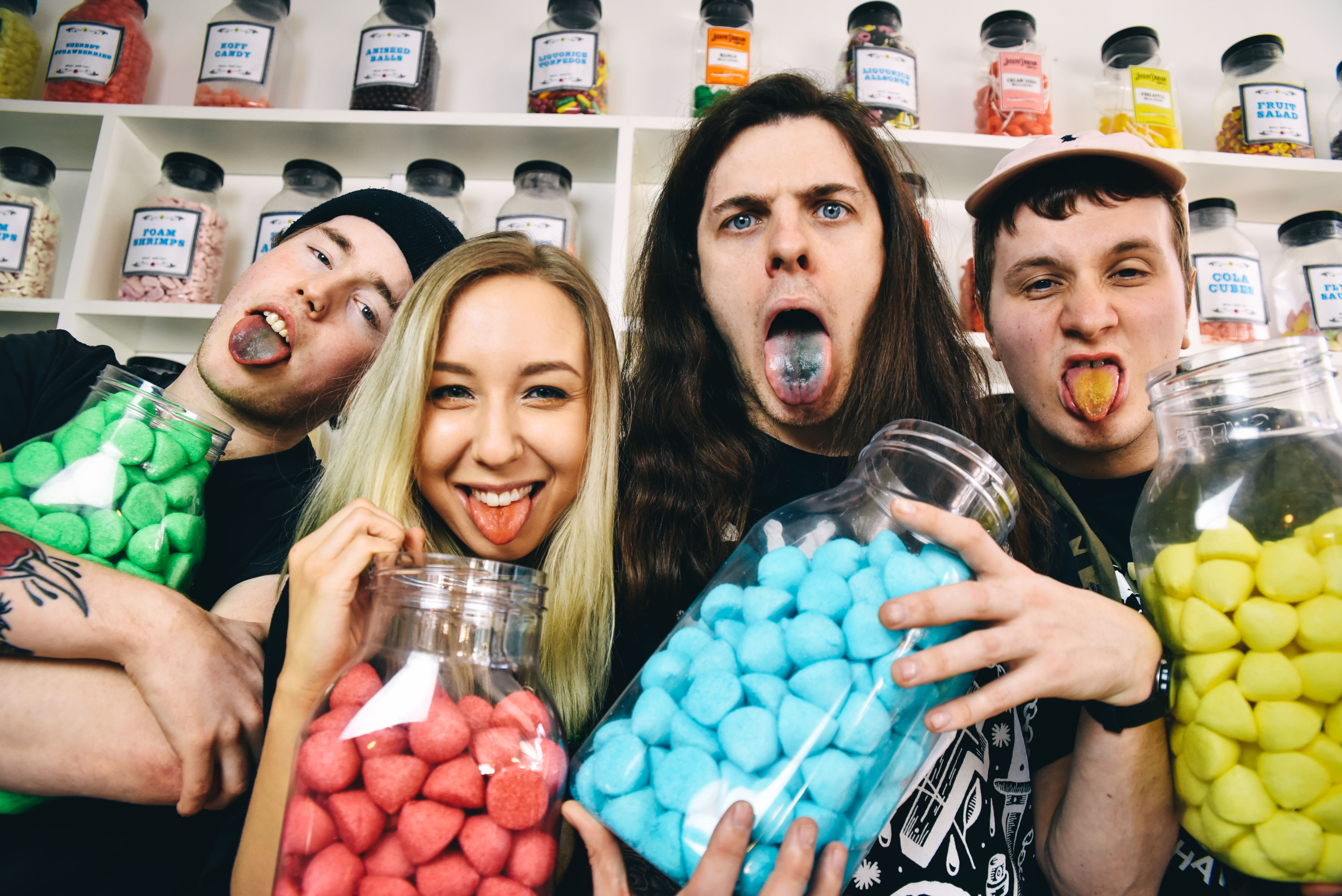 Milk Teeth share 'Prism' from forthcoming 'Be Nice' EP