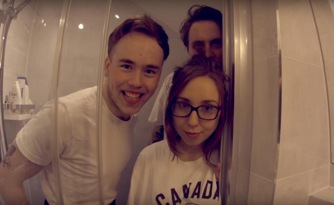 Milk Teeth unleash 'Brain Food' video