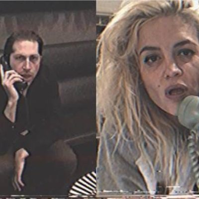 Mini Mansions air video for 'Hey Lover' featuring Alison Mosshart