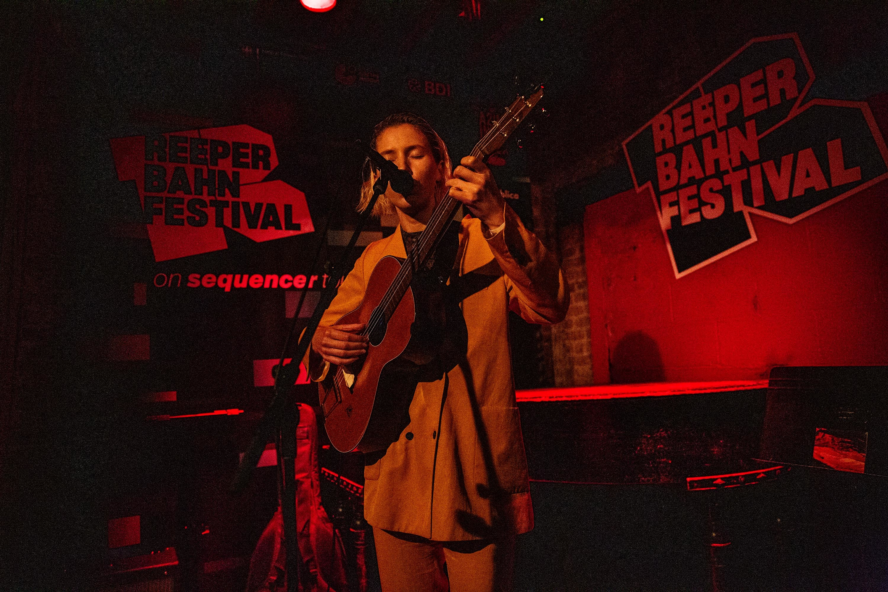 Surfbort, Gurr and Leoniden shine at Reeperbahn Festival NYC showcase