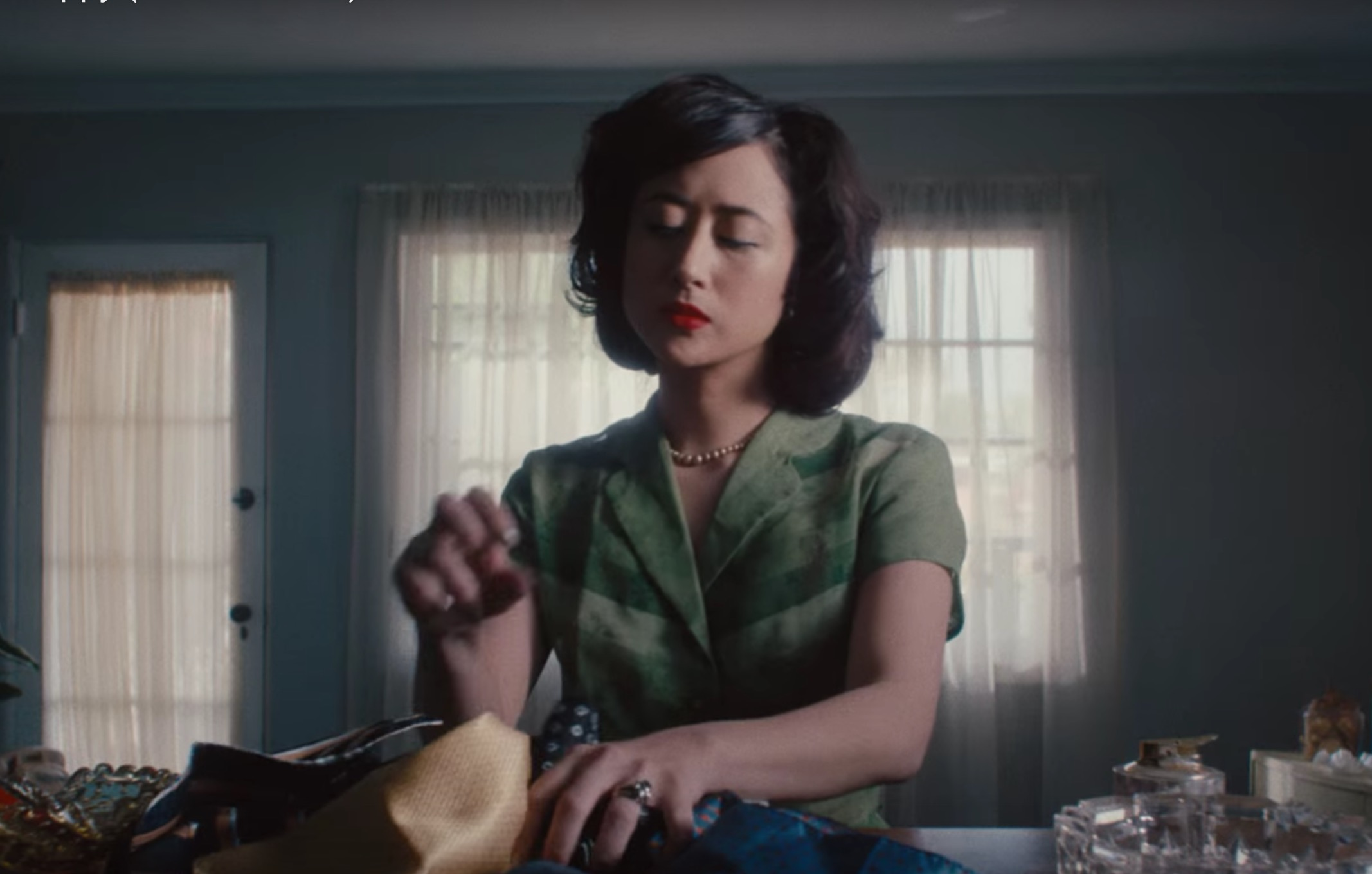 Mitski shares ridiculously gory 'Happy' video