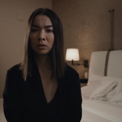 Watch Mitski star in new short film 'Sitting'