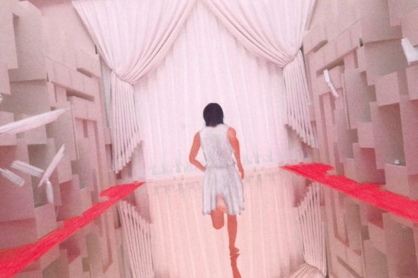 Watch Mitski's gorgeous, painted video for 'A Pearl'