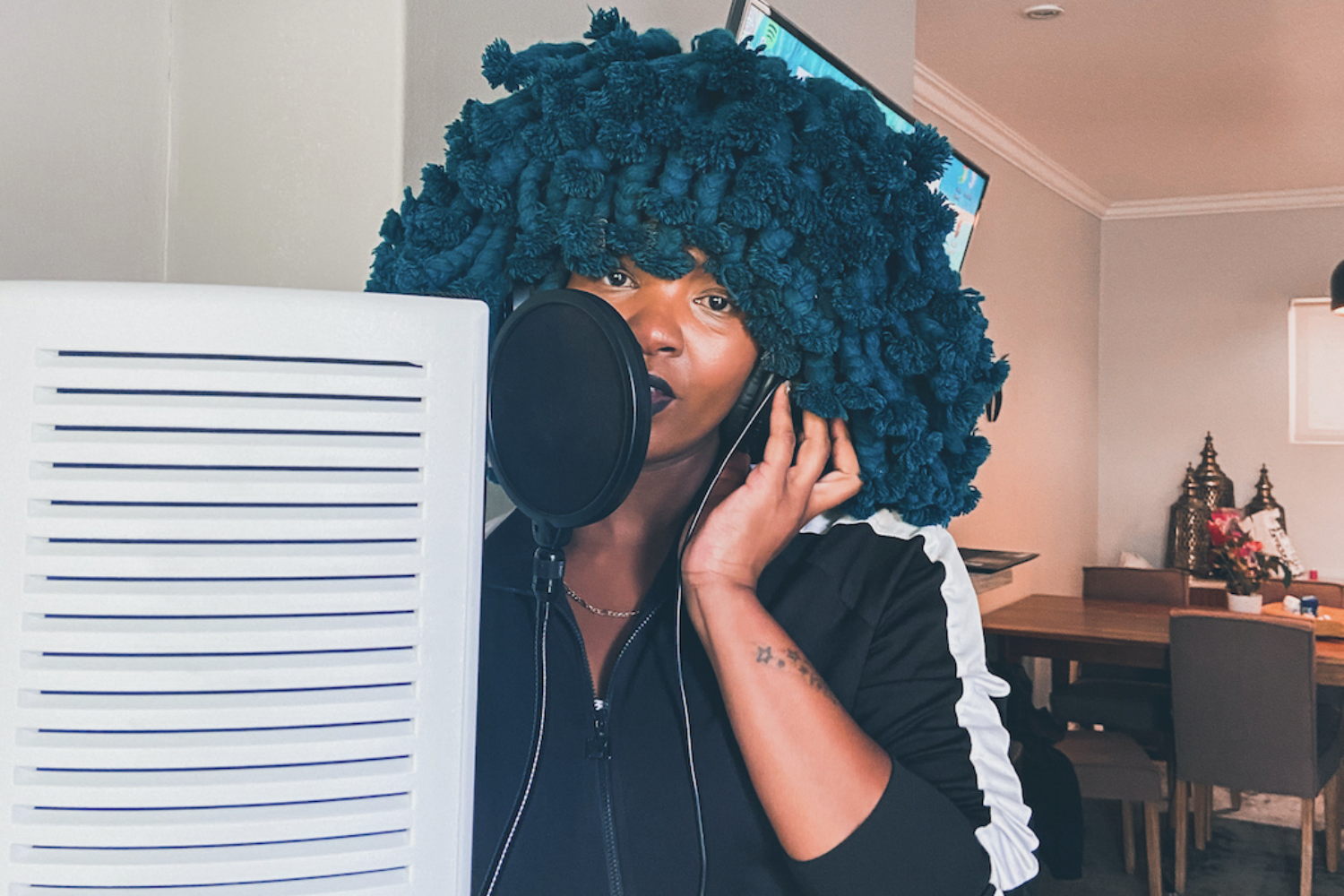 """Moonchild Sanelly: """"Now is my flex time and I'm going for EVERYTHING"""""""