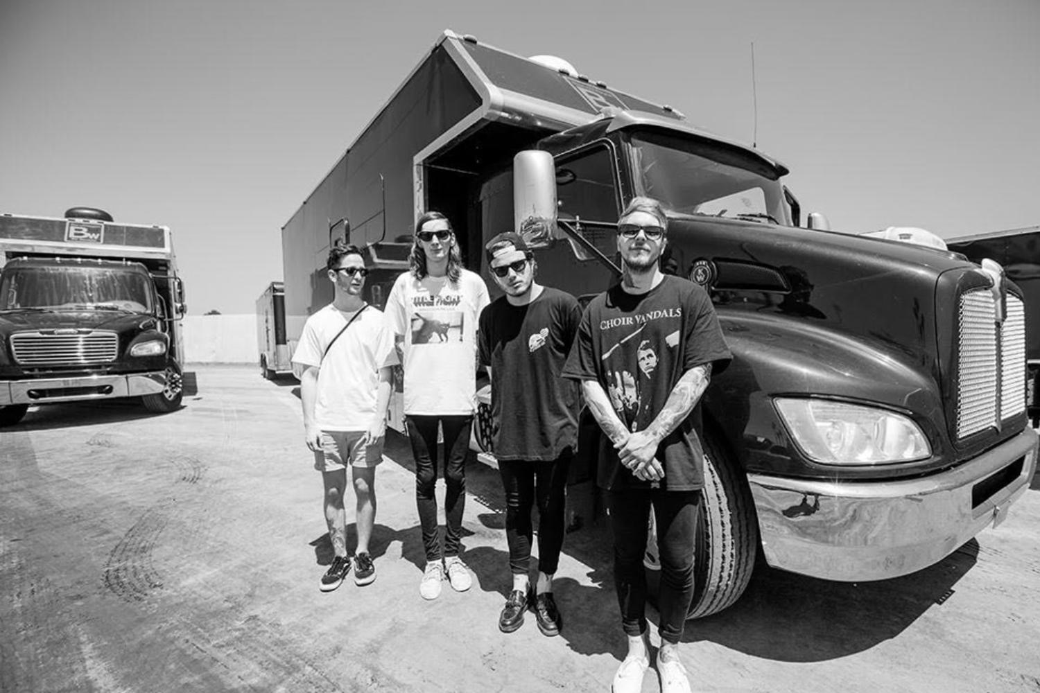 Moose Blood share Warped Tour video diary