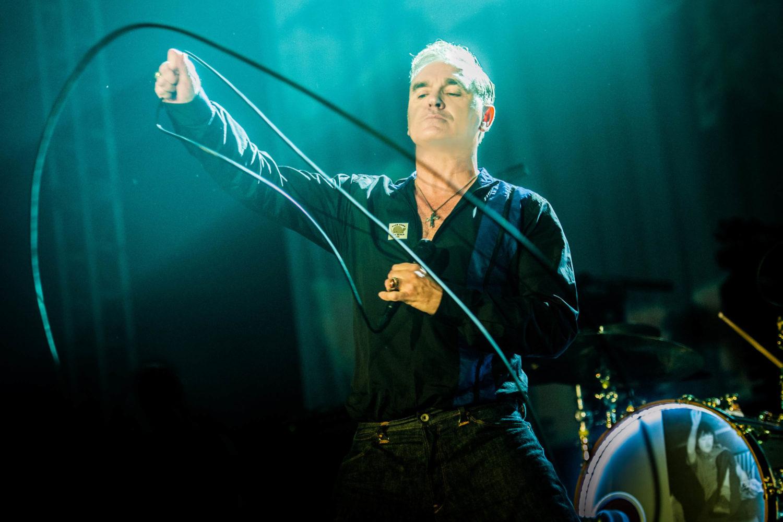 Morrissey plots UK and Irish tour for 2018