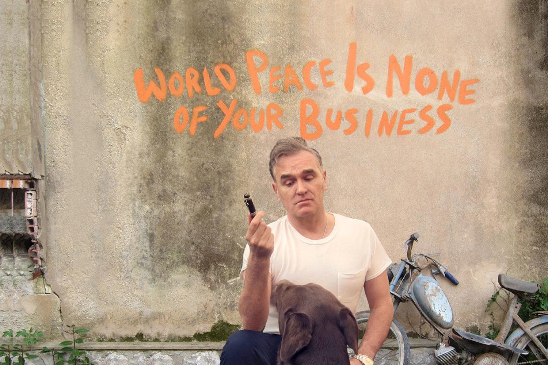 Morrissey writes open letter to Live Earth organiser Al Gore