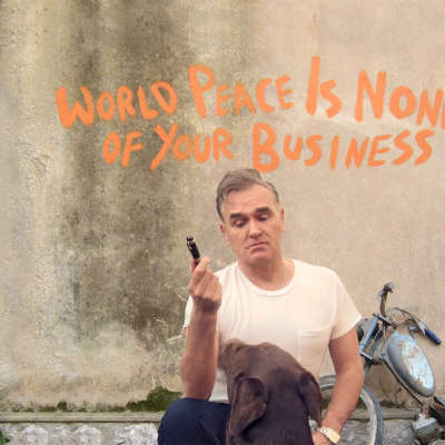 Morrissey's performance at Madison Square Garden in June will be meat-free