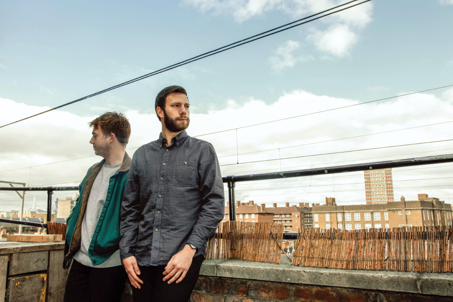 Mount Kimbie to play new material on new US tour