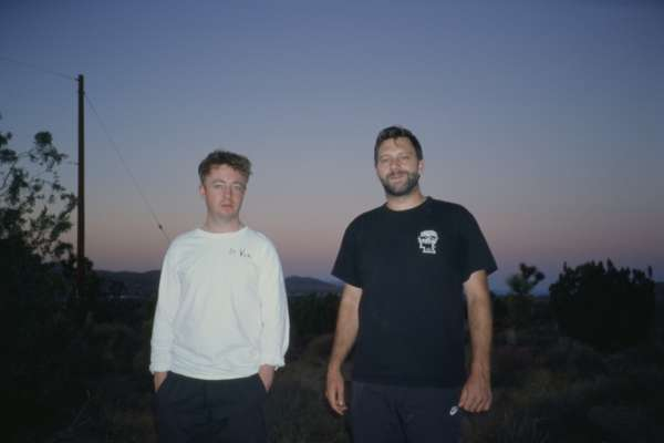 Mount Kimbie share two new tracks, 'Black Stone' and 'Blue Liquid'