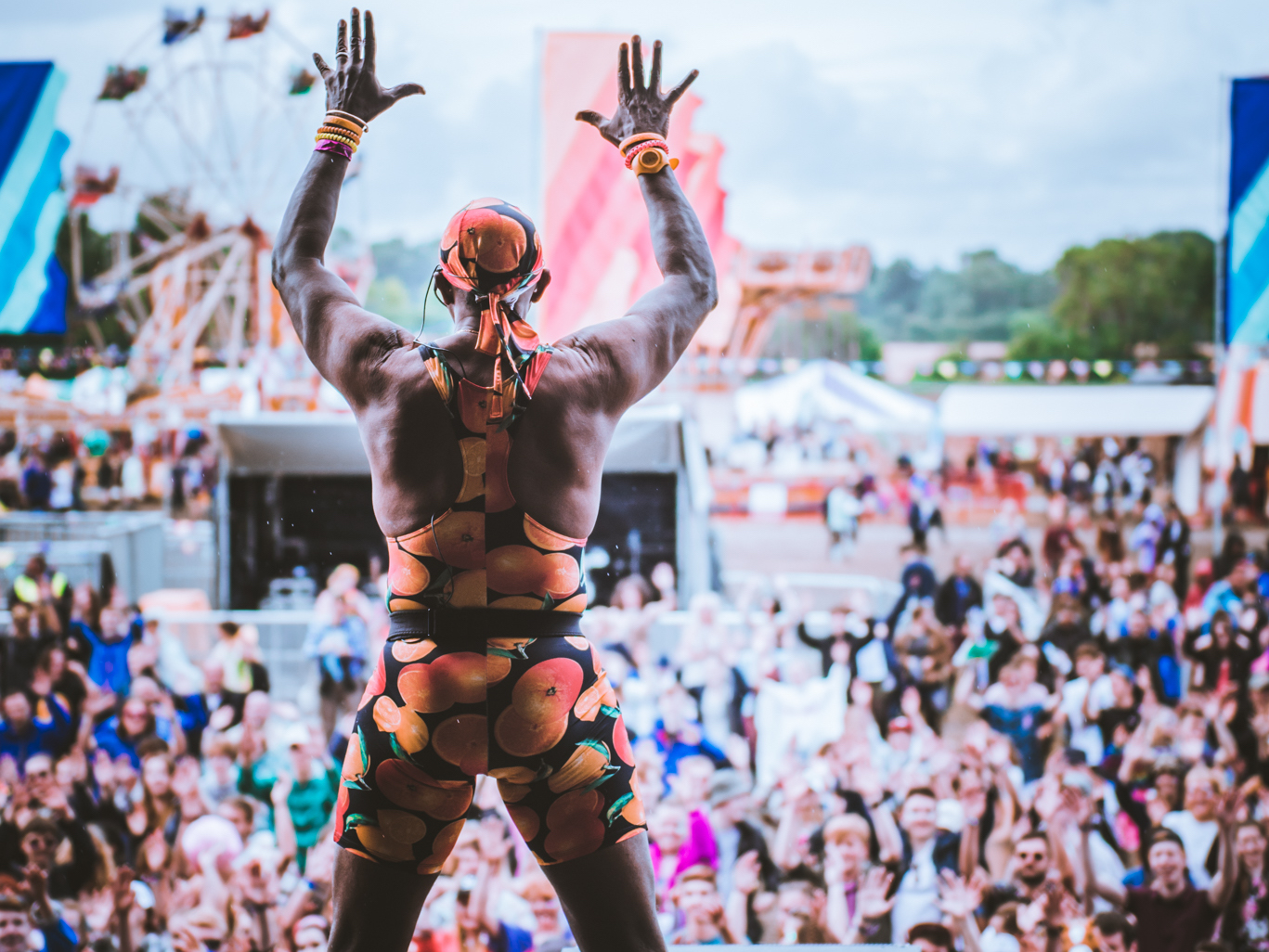 We got Mr Motivator to review some of the best bands at Truck Festival