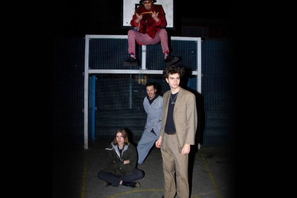 Muck Spreader announce new EP 'Rodeo Mistakes'