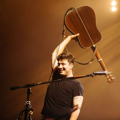 Mumford and Sons share new video for 'Guiding Light'