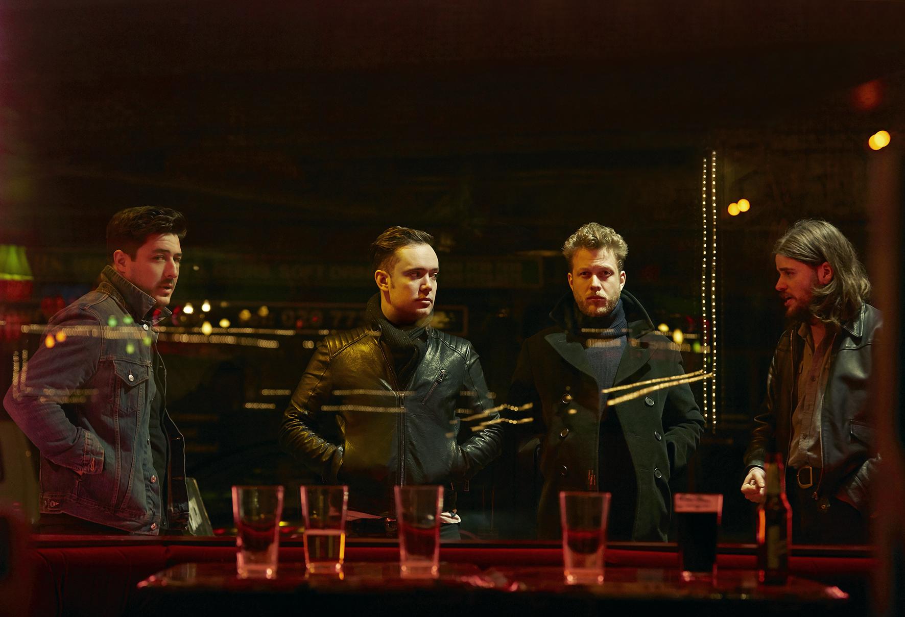 Mumford & Sons announce new album 'Wilder Mind'
