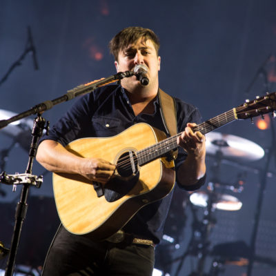 Mumford & Sons have been to Africa - didn't you know?