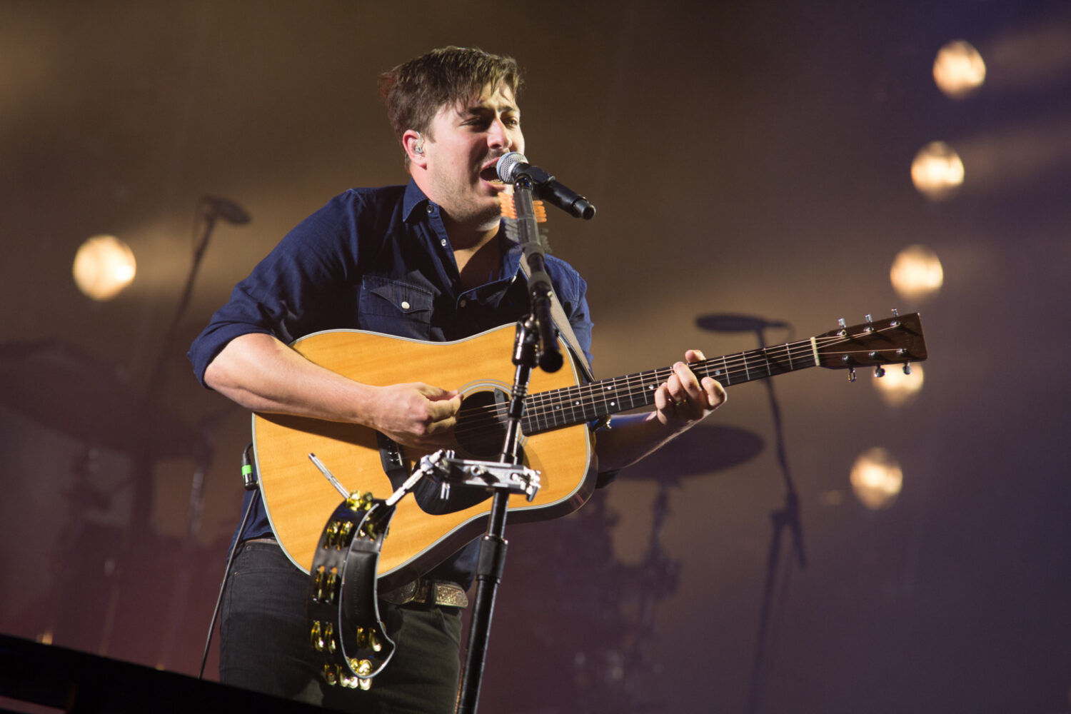 Mumford & Sons, The Vaccines for All Points East