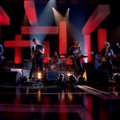 Watch Mumford & Sons, Noel Gallagher's High Flying Birds, Ghostpoet play Jools Holland