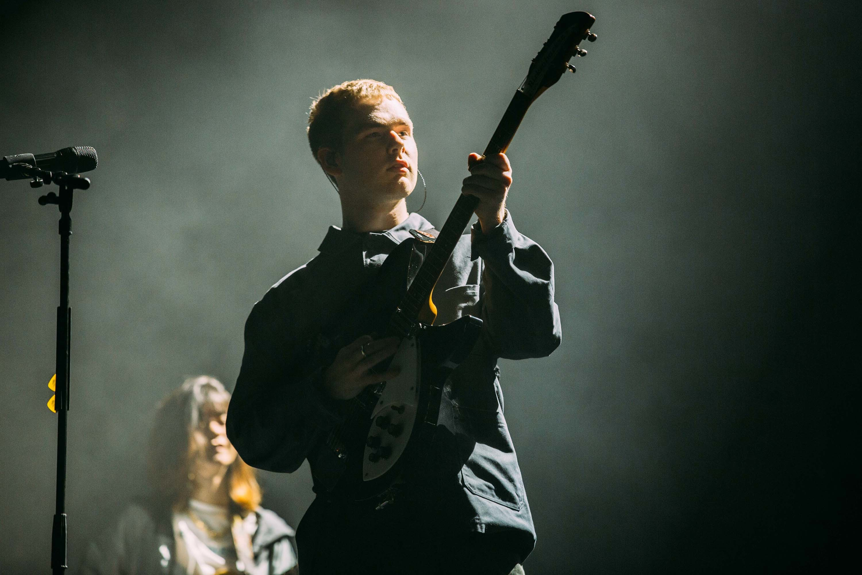 Mura Masa, Alexandra Palace, London