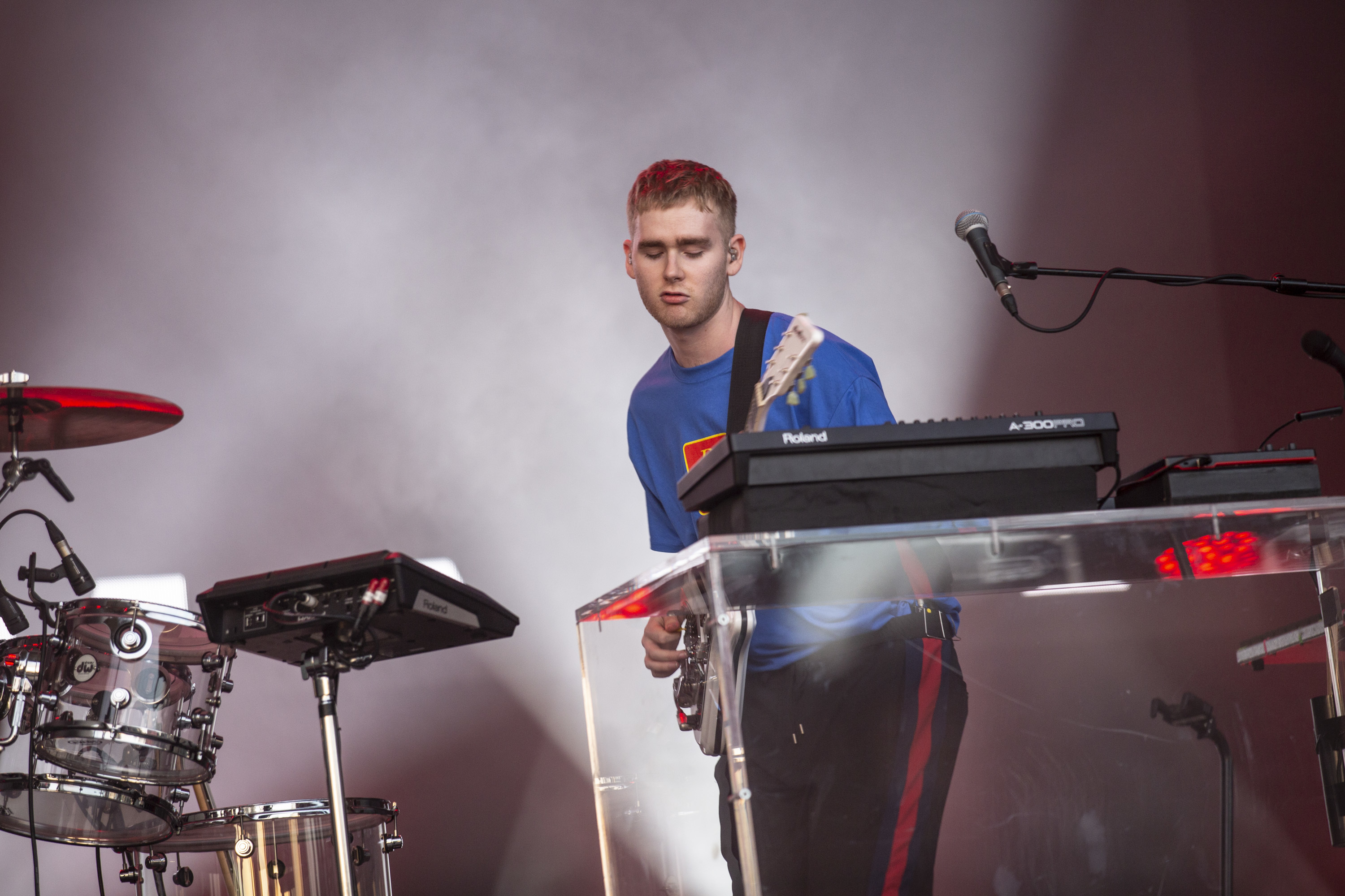 Mura Masa joins Pohoda 2019 line-up
