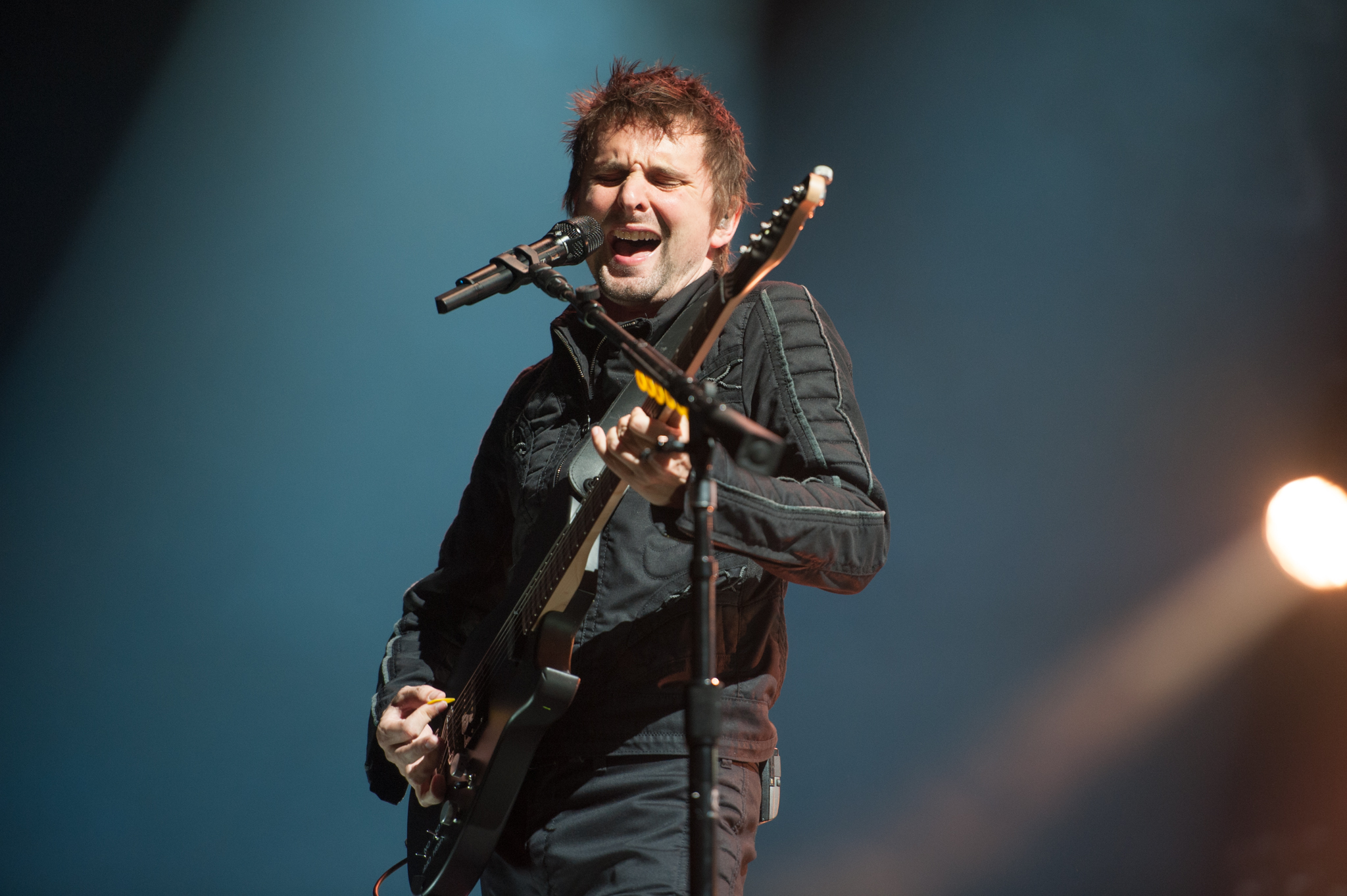 Muse bring melodrama and confetti to the final night of Bilbao BBK Live
