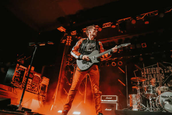 Muse debut new songs at tiny Reeperbahn Festival show