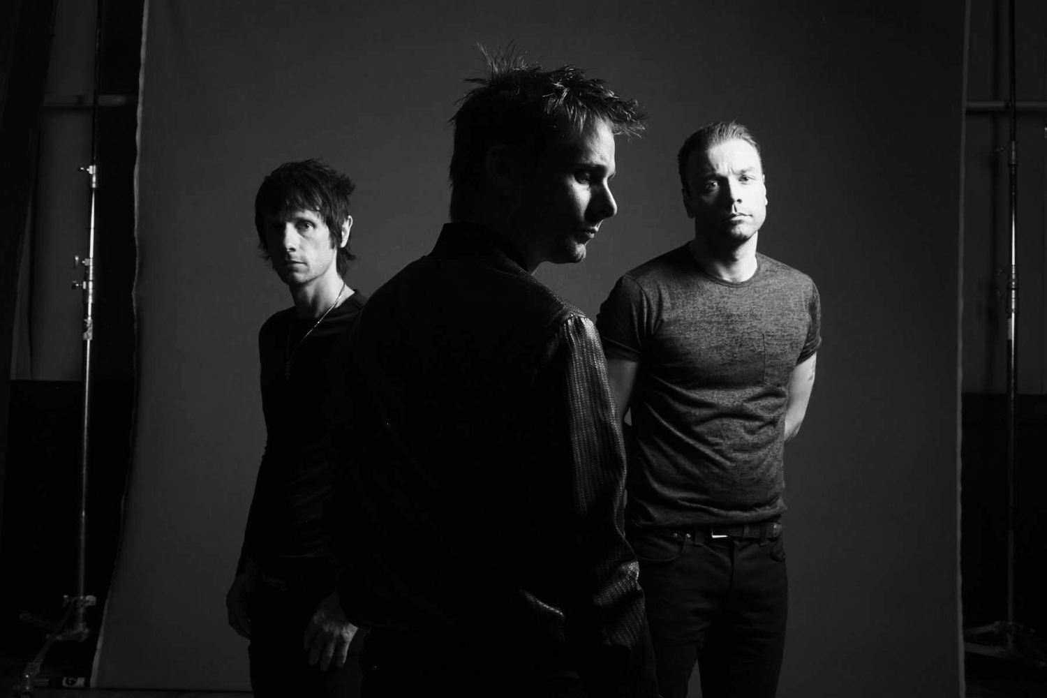 Muse announce three new US shows