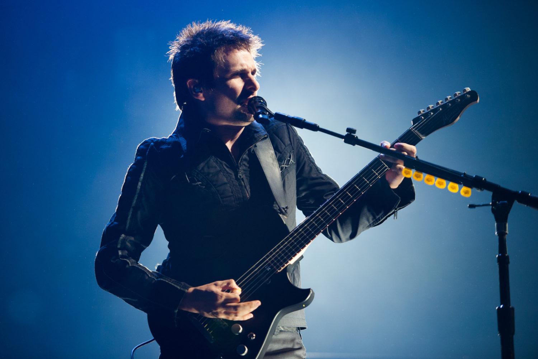 Muse announced as Glastonbury headliners