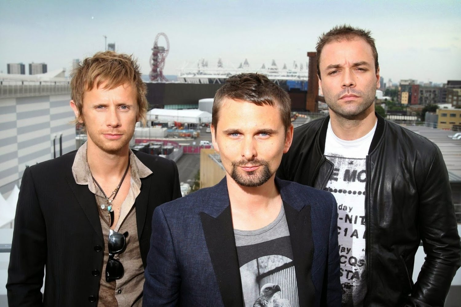 Muse, The Cure, Florence + The Machine for Rock Werchter