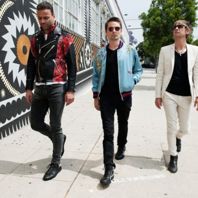 Muse are playing a one-off requests show
